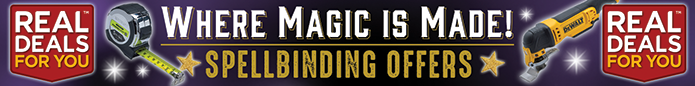 Real Deals for You - Where Magic Begins - Christmas Gift Ideas