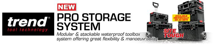 Trend Pro Storage System