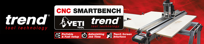 Trend CNC Smartbench - Book Now for an Online Demo - Click Here