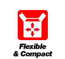 Flexible and Compact