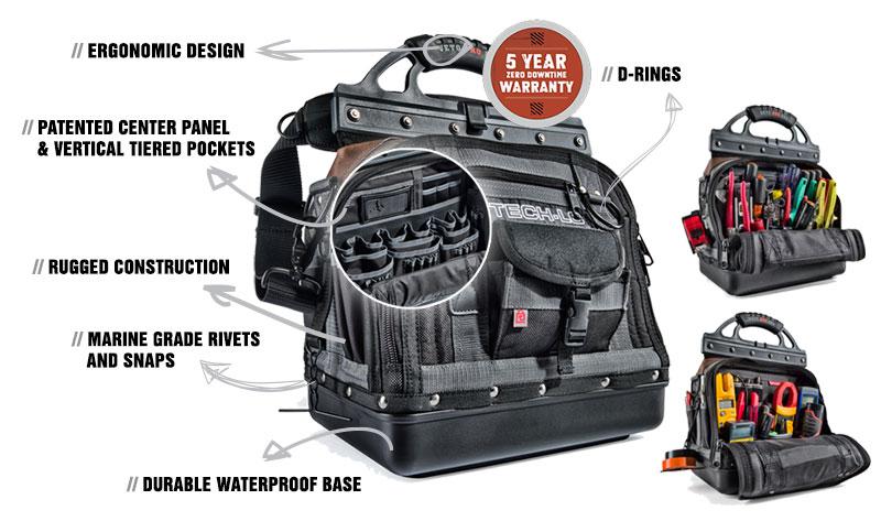 Veto Pro Pac Tool Bags - Complete Range f3b1429435692