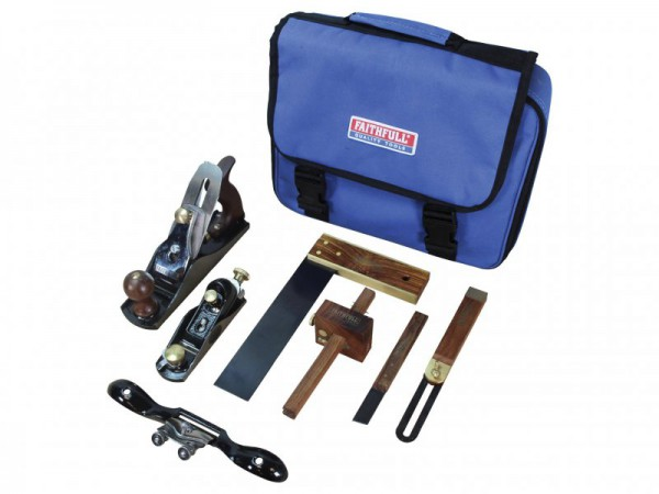 Faithfull 7 Piece Carpenters Tool Set