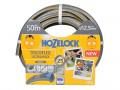 Hozelock Tricoflex Ultramax Anti-Crush Hose 50m £59.99 The Hozelock Tricoflex Ultramax Hose Incorporates A Robust Outer Layer That Provides A Protective Skin, Ensuring The Hose Lasts For Many Years. The 5 Layer Knitted, Reinforced Structure With Tnt&trade