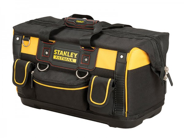 Stanley Tools FatMax Open Mouth Rigid Tool Bag 18in