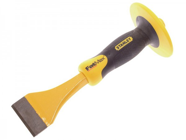 Stanley Fatmax Electricians Chisel 2.1/4in X 10in With Guard