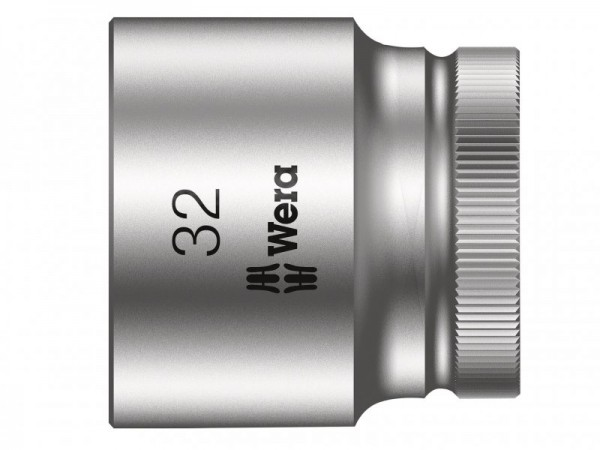 Wera Zyklop 8790 HMC Socket 1/2in Drive x SW 32mm