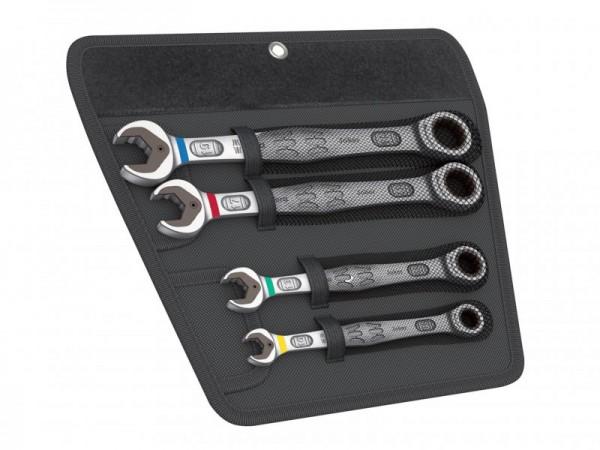 NEW UK STOCK 18 /& 19mm Ratchet Spanner 4 in 1 Reversible Spanner 16 17