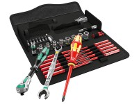 Wera Kraftform Kompact W1 Maintenance Kit 35 Piece £109.95