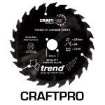 Trend CSB/TC19024 Craft Saw Blade Ns 190mmx24tx30mm was £18.02 £14.95