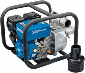 DRAPER Expert 1000L/Min 7HP Petrol Water Pump (80mm) was £249.95 £199.95