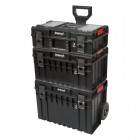 Trend MS/P/SET3C Modular Storage Pro Cart Set 3pc  £159.95