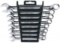 DRAPER EXPERT 8 PIECE HI-TORQ METRIC COMBINATION SPANNER SET 9-17MM £12.95 Expert Quality, With Draper Expert Hi-torq® Deep Offset Pattern Ring End. Open End Set At 15°. Forged From Chrome Vanadium Steel, Hardened, Tempered, Chrome Plated And Fully Polished Through