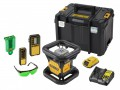 DEWALT DCE079D1G Green Rotary Laser Kit 18 Volt 1 x 2.0Ah Li-Ion £1,119.00 Dewalt Dce079d1g Green Rotary Laser Kit 18 Volt 1 X 2.0ah Li-ion