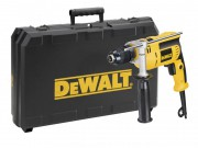 DEWALT D024K 13mm Keyless Percussion Drill & Case 701W 240V £64.95
