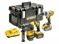 DEWALT DCK2033X2 Brushless FlexVolt XR Twin Pack 54V 2 x 9.0/3.0Ah Li-ion £669.95 Dewalt Dck2033x2 Brushless Flexvolt Xr Twin Pack
