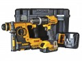 DEWALT DCK206M2 Twin Pack DCH253 & DCD785 18 Volt 2 x 4.0Ah Li-Ion & T-Stak Case £299.95 Dewalt Dck206m2 Twin Pack Dch253 & Dcd785 18 Volt 2 X 4.0ah Li-ion & T-stak Case