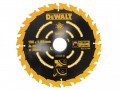 DEWALT Extreme Framing Circular Saw Blade 190 x 30mm x 24T £17.99 The Dewalt Corded Extreme Framing Circular Saw Blades Have A Thin Kerf (cutting Width) To Ensure That Less Push Force Is Required By The User And That They Cut Straighter With Reduced Binding. The Dur