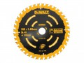 DEWALT Circular Saw Blade 165 x 20mm x 40T Cordless Extreme Framing £15.99 