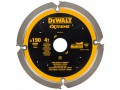 DEWALT Extreme PCD Fibre Cement Saw Blade 190 x 30mm x 4T £43.49 The Dewalt Extreme Cement Saw Blade Features Synthetic Pcd (polycrystalline Diamond) Tipped Teeth. These Pcd Coated Teeth Provide 100% Longer Life In Fibre Cement Than Tct Tipped Blades. The Laser Cut