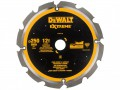 DEWALT Extreme PCD Fibre Cement Saw Blade 250 x 30mm x 12T £132.99 The Dewalt Extreme Cement Saw Blade Features Synthetic Pcd (polycrystalline Diamond) Tipped Teeth. These Pcd Coated Teeth Provide 100% Longer Life In Fibre Cement Than Tct Tipped Blades. The Laser Cut