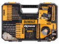 DEWALT Extreme Drill Set 100 Piece £58.95 The Dewalt Extreme Drill Set Contains A Mixture Of The Most Popular Power Tool Accessories. The Case Is Tstak Compatible And Will Easily Integrate With Existing Draw Modules. 