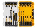 DEWALT DT70730T FLEXTORQ Screwdriving Set, 25 Piece £23.99 The Dewalt Dt70730t Flextorq™ Screwdriving Set Contains A Selection Of Extreme® Flextorq™ Screwdriving Bits Engineered For Longer Life. The Built-in Torsion Zone Has Been Designed To A
