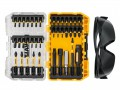 DEWALT DT70733T FLEXTORQ Screwdriving Set, 38 Piece + Safety Glasses £33.99 