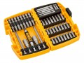 DEWALT DT71702 Screwdriver Bit Set 45 Piece £16.99 The Dewalt Dt71702 Screwdriver Bit Set Contains A Selection Of The Most Popular Screwdriver Bits. Supplied In A Dewalt Toughcase For Easy Storage And Transportation. Contains: