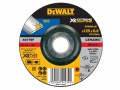DEWALT FlexVolt XR Metal Grinding Disc 125 x 6mm £6.25 The Dewalt Flexvolt Xr Metal Grinding Disc Has Been Specially Designed To Work In Conjunction With The Dcg414 Xr Flexvolt Grinder 54 Volt. It Has An Inox Coating That Offers Up To 39% More Cuts And Re