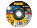 DEWALT FlexVolt XR Metal Grinding Disc 125 x 3mm £4.99 The Dewalt Flexvolt Xr Metal Grinding Disc Has Been Specially Designed To Work In Conjunction With The Dcg414 Xr Flexvolt Grinder 54 Volt. It Has An Inox Coating That Offers Up To 39% More Cuts And Re