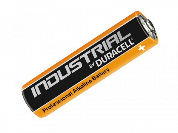 Duracell AAA Professional Industrial Batteries Pack of 10