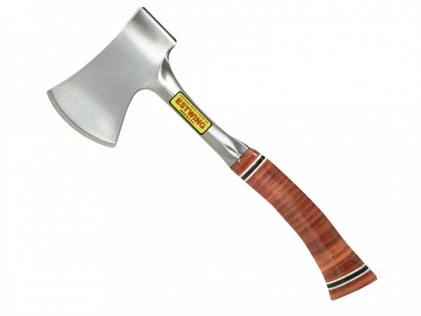Estwing E24A   Sportsmans Axe Leather Grip