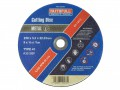 Faithfull Cut Off Wheel 230x3.2x22 Metal x 5 £8.15 Faithfull Cut Off Wheel 230x3.2x22 Metal X 5