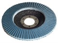 FAITHFULL FLAP DISC  100MM COARSE £3.16 Faithfull Flap Disc