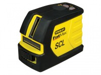 Stanley Intelli Tools SCL FatMax Cross Line Laser was £239.99 £129.95