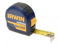 IRWIN Standard Pocket Tape 8m/26ft (Width 25mm)  was £8.99 £7.99
