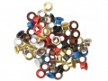 MAUN    6000 5/32 (PACKET 100 ) EYELETS £3.20 Maun Eyelets