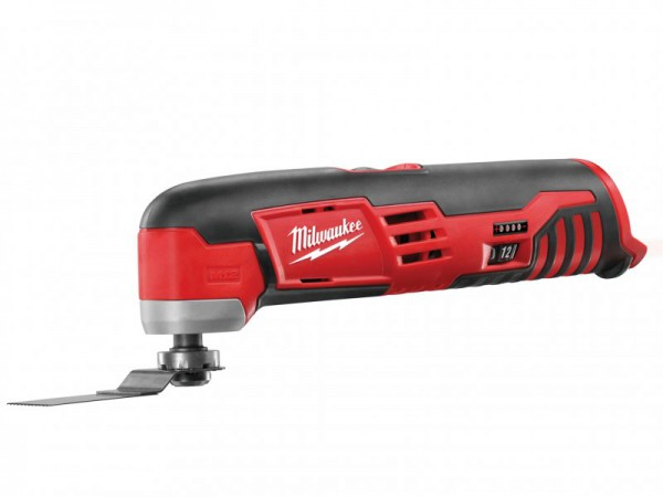 Milwaukee C12 MT-0 Compact Cordless Multi-Tool 12V Bare Unit