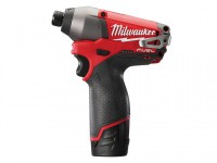 Milwaukee M12 CID-202C Fuel Impact Driver 12 Volt 2 x 2.0Ah Li-Ion was £199.95 £179.95