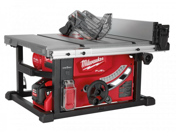 Milwaukee M18 FTS210 ONE-KEY Cordless Table Saw 18V 1 x 12.0Ah Li-ion (For Instore or Click & Collect Sales Only!)