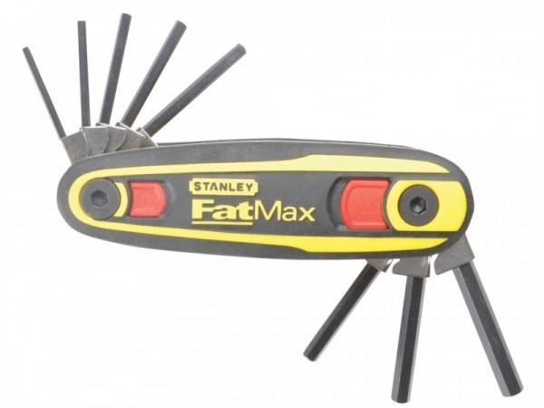 Stanley Fatmax Locking Hex Key Set (1.5- 8mm)