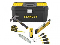 Stanley Tools Essential Toolkit, 7 Piece £36.99