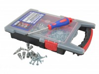 Forgefix Professional Plasterboard Fixings Kit 200 Piece was £14.99 £10.99