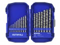 Faithfull HSS Drill Set, 19 Piece £12.99 The Faithfull Hss Drill Set Contains A Selection Of The Most Popular Sizes With A Bright Polish Finish. Set Includes Sizes 1 To 10mm In 0.5mm Increments And Contains Many Commonly Used Sizes From The