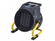 Faithfull Power Plus Ceramic Fan Heater 2kW £29.99