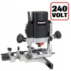 Trend T5EB 240V 1/4in Variable Speed Router 1000 Watt £109.00