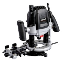 Trend T7EK 240V Router 1/2 2100W Variable Speed & Kitbox £139.95