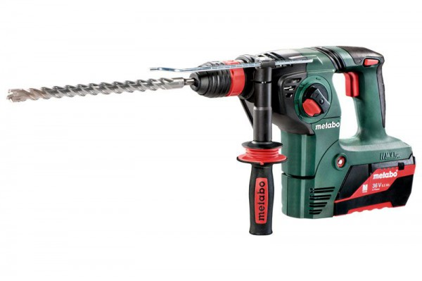Metabo KHA 36 LTX 3 Mode SDS Hammer, 2 x 36V 5.2Ah Li-ion, CLASS 9 PRODUCT- INSTORE COLLECTION ONLY!