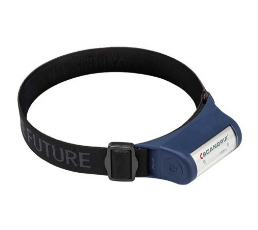 Scangrip I View Rechargeable Head Torch 125/150 Lumens