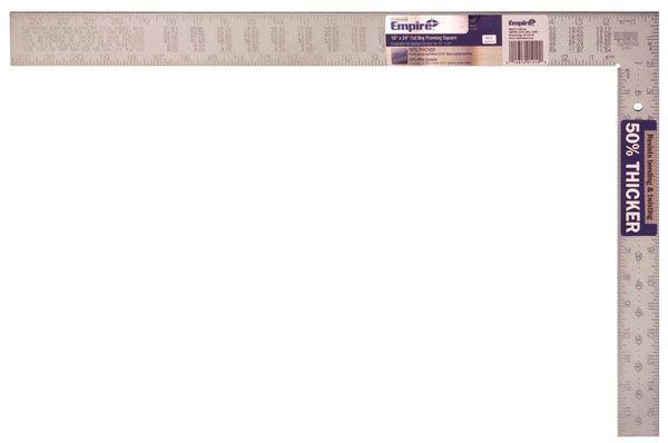 Empire Aluminum Framing Square \'fat Boy\' 16 X 24, EMP1240 at D&M Tools